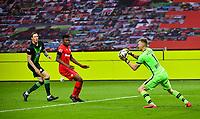 2020 Bundesliga Football Bayer Leverkusen v VfL Wolfsburg May 26th