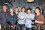 Mike and Bernie O'Sullivan, Mary Nolan, Mary O'Connor, Kathy Brosnan and Joan Murphy enjoying the Chernobyl Children coffee morning in the Killarney Golf and fishing club on Thursday morning