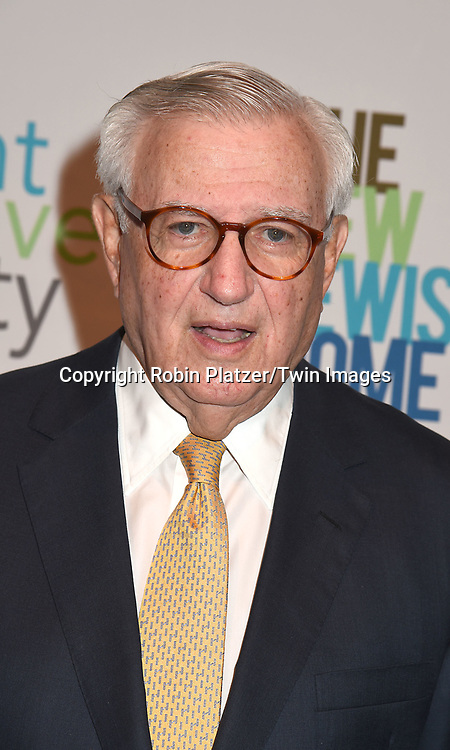 honoree Roy Zuckerberg attends The New Jewish Home Gala Honoring 8 Over 80 on March 12, 2018 at the Ziegfeld Ballroom in New York, New York, USA.<br /> <br /> photo by Robin Platzer/Twin Images<br />  <br /> phone number 212-935-0770