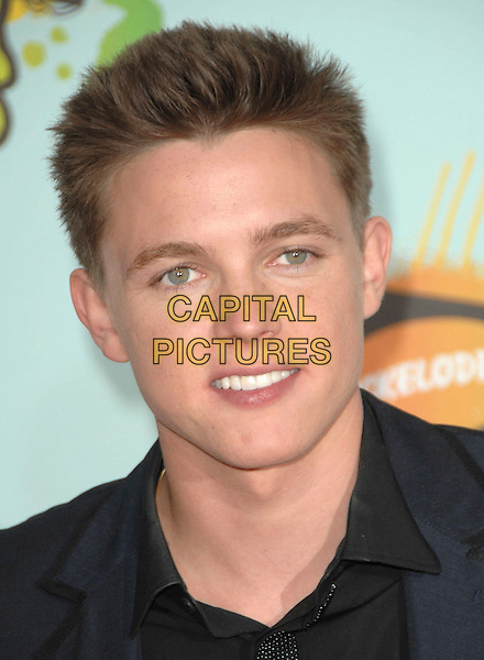 JESSE McCARTNEY .Attends The 2008 Kids Choice Awards held at Pauley Pavilion in Westwood, California, USA, March 29th 2008.                                                                     portrait headshot .CAP/DVS.©Debbie VanStory/Capital Pictures