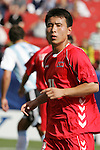 06 July 2007: North Korea's Kwang Ik Jon. Argentina's Under-20 Men's National Team defeated North Korea's Under-20 Men's National Team 1-0 in a Group E opening round match at Frank Clair Stadium in Ottawa, Ontario, Canada during the FIFA U-20 World Cup Canada 2007 tournament.