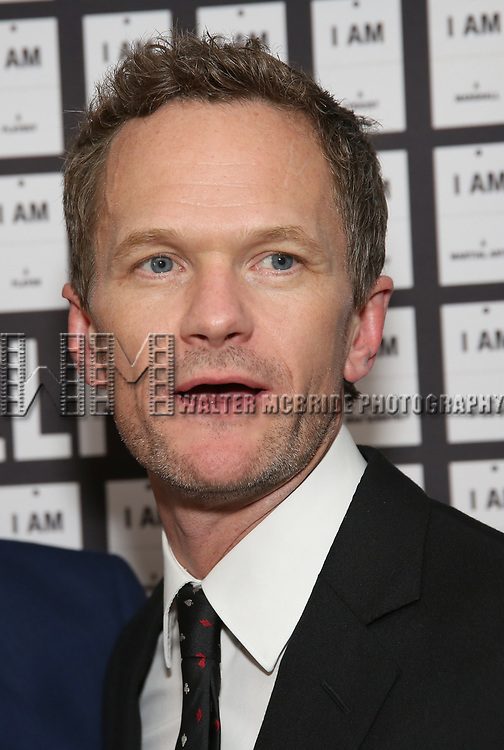 Neil Patrick Harris attends the Opening Night after party for 'In & Of Itself' at ACE Hotel on April 12, 2017 in New York City.