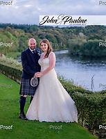 Pauline & John Wedding Album Proof
