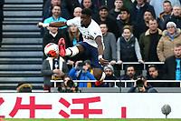 Serge Aurier of Tottenham Hotspur during Tottenham Hotspur vs Wolverhampton Wanderers, Premier League Football at Tottenham Hotspur Stadium on 1st March 2020