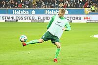 Aron Johansson (SV Werder Bremen) - 03.11.2017: Eintracht Frankfurt vs. SV Werder Bremen, Commerzbank Arena