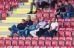 S&ouml;dert&auml;lje 2015-08-01 Fotboll Superettan Assyriska FF - &Ouml;stersunds FK :  <br /> Marko Mihajlovic fd Hammarby , tv&aring;a fr&aring;n v&auml;nster , och Daniel Majstorovic , trea fr&aring;n h&ouml;ger , p&aring; l&auml;ktaren under matchen mellan Assyriska FF och &Ouml;stersunds FK <br /> (Foto: Kenta J&ouml;nsson) Nyckelord:  Assyriska AFF S&ouml;dert&auml;lje Fotbollsarena Superettan &Ouml;stersund &Ouml;FK supporter fans publik supporters