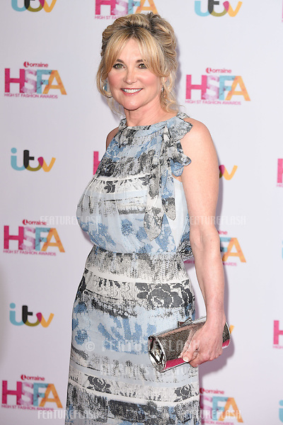 Anthea Turner at Lorraine Kelly's High Street Fashion Awards held at the Grand Connaught Rooms, London.<br /> May 17, 2016  London, UK<br /> Picture: Steve Vas / Featureflash