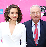 "Tina Fey and Lorne Michaels attending the Broadway Opening Night Performance of  ""Mean Girls"" at the August Wilson Theatre Theatre on April 8, 2018 in New York City."