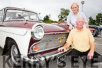 Billy and Breda Ward Tralee at the Car Vintage show in Killarney on Sunday