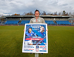 12.11.2019 Rangers RYDC youth photocall: Graeme Murty, Rangers youth team manager