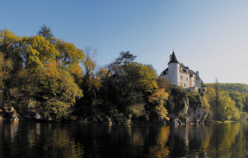 Bord de la Dordogne