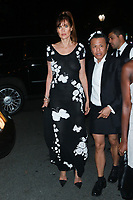 NEW YORK, NY - SEPTEMBER 9: Carol Alt and Zang Toi  at the 2017 Harper's Bazaar Icons at The Plaza Hotel on September 9, 2017 in New York City. <br /> CAP/MPI/DC<br /> &copy;DC/MPI/Capital Pictures