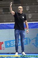 Luca ANTONUCCI Rapallo  <br /> Roma 04-01-2019 Centro Federale  <br /> Final Six Pallanuoto Donne Coppa Italia Quarti di finale <br /> Rapallo Pallanuoto - RN Florentia<br /> Foto Andrea Staccioli/Deepbluemedia/Insidefoto