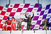 #11 CAR GUY (JPN) FERRARI 488 GT3 GT TAKESHI KIMURA (JPN) KEI COZZOLINO (JPN) JAMES CALADO (GBR) WINNER GT<br /> #51 SPIRIT OF RACE (SUI) FERRARI 488 GT3 GT ALESSANDRO PIER GUIDI (ITA) OSWALDO NEGRI JR (USA) FRANCESCO PIOVANETTI (USA) SECOND GT<br /> #66 TIANSHI RACING TEAM (CHN) AUDI R8 LMS GT XU WEI (CHN) MAX WISER (ITA) ZHANG YA QI (CHN) THIRD GT