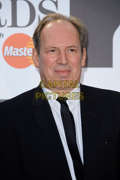 Hans Zimmer<br /> Classical Brit Awards 2013 at The Royal Albert Hall - Arrivals, London, England.<br /> 2nd October, 2013<br /> headshot portrait black white tie shirt suit  <br /> CAP/CJ<br /> &copy;Chris Joseph/Capital Pictures