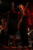 La banda de rock mexicana, Los Concorde y  Leonardo Lozan, en concierto en el bar la negra. Rock en español. 13/12/2007<br /> ( foto: Luis Gutierrez/NortePhoto)<br /> <br /> The Mexican bada re rock, Los Concorde and Leonardo Lozan in concert at the bar la negra. Rock in Spanish. 12/13/2007<br /> (photo: Luis Gutierrez / NortePhoto)