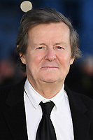 "LONDON, UK. March 08, 2019: David Hare arriving for the premiere of ""The White Crow"" at the Curzon Mayfair, London.<br /> Picture: Steve Vas/Featureflash"