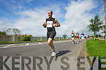 Terence O'Connor pictured at the Rose of Tralee International 10k Race in Tralee on Sunday.