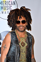 LOS ANGELES, CA. October 09, 2018: Lenny Kravitz at the 2018 American Music Awards at the Microsoft Theatre LA Live.<br /> Picture: Paul Smith/Featureflash