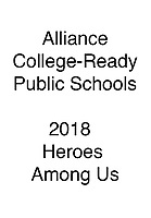 Alliance 2018 Heroes Among Us
