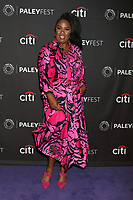 LOS ANGELES - SEP 14:  Christina Anthony at the PaleyFest Fall TV Previews - ABC at the Paley Center for Media on September 14, 2019 in Beverly Hills, CA