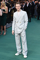 "Patrick Gibson<br /> arriving for the ""TOLKIEN"" premiere at the Curzon Mayfair, London<br /> <br /> ©Ash Knotek  D3499  29/04/2019"