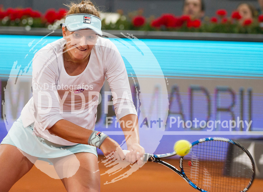 Roumanian tennis player Irina-Camelia Begu