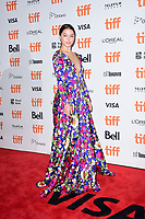 TORONTO, ON - SEPTEMBER 11: Madelyn Cline attends the 'Boy Erased' premiere during 2018 Toronto International Film Festival at Princess of Wales Theatre on September 11, 2018 in Toronto, Canada<br /> CAP/KNM<br /> &copy;IkonMediia/Capital Pictures
