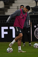 Emre Can (Deutschland Germany)- 18.11.2019: Deutschland Abschlusstraining, Commerzbank Arena Frankfurt, EM-Qualifikation DISCLAIMER: DFB regulations prohibit any use of photographs as image sequences and/or quasi-video.