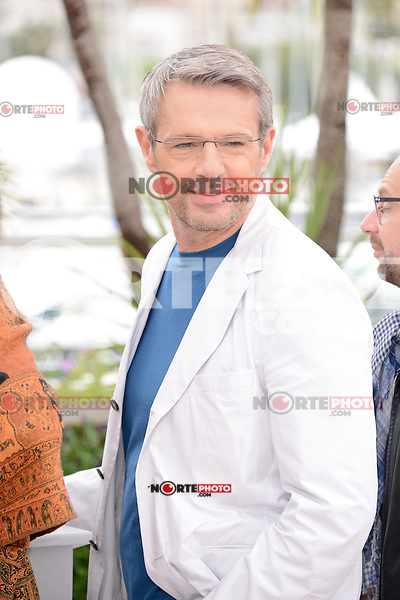"""Lambert Wilson  attending the """"vous n'avez encore rien vu"""" Photocall during the 65th annual International Cannes Film Festival in Cannes, France, 21th May 2012...Credit: Timm/face to face / Mediapunchinc"""