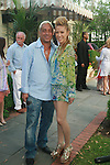 Sir Ivan and Mina Attend Hamptons Magazine Celebrates Chelsea Handler at Annual Memorial Day Kick-Off Party Presented by Bing at the Southampton Social club, Southampton 5/29/2011