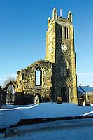 Kilwinning Abbey, Kilwinning, Ayrshire<br /> <br /> Copyright www.scottishhorizons.co.uk/Keith Fergus 2011 All Rights Reserved