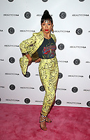 LOS ANGELES, CA - AUGUST 11: Liza Koshy, at Beautycon Festival Los Angeles 2019 - Day 2 at Los Angeles Convention Center in Los Angeles, California on August 11, 2019. <br /> CAP/MPIFS<br /> ©MPIFS/Capital Pictures
