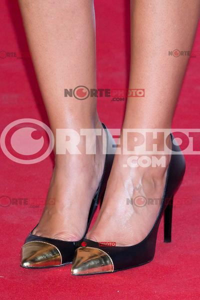 06.09.2012. Vogue Fashion´S Night Out Madrid. In the image Monica de Tomas  (Alterphotos/Marta Gonzalez) /NortePhoto<br />  **CREDITO*OBLIGATORIO** *No*Venta*A*Terceros* *No*Sale*So*third* ***