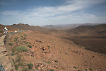 Start of the Draa valley, Jebel Sarhro mountains near Tizi n Tinififft Pass, Morocco