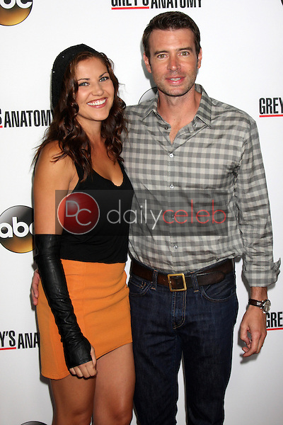 Marika Dominczyk, Scott Foley<br />