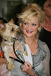 "Christine Ebersole - OLTL and in Broadway's Blithe Spirit at Broadway Barks 11 - a ""Pawpular"" star-studded dog and cat adopt-a-thon on July 11, 2009 in Shubert Alley, New York City, NY. (Photo by Sue Coflin/Max Photos)"