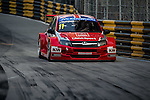 James Thompson races the FIA WTCC during the 61st Macau Grand Prix on November 14, 2014 at Macau street circuit in Macau, China. Photo by Aitor Alcalde / Power Sport Images