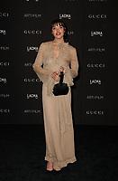 Eva Dolezalova attends 2018 LACMA Art + Film Gala at LACMA on November 3, 2018 in Los Angeles, California.    <br /> CAP/MPI/IS<br /> &copy;IS/MPI/Capital Pictures