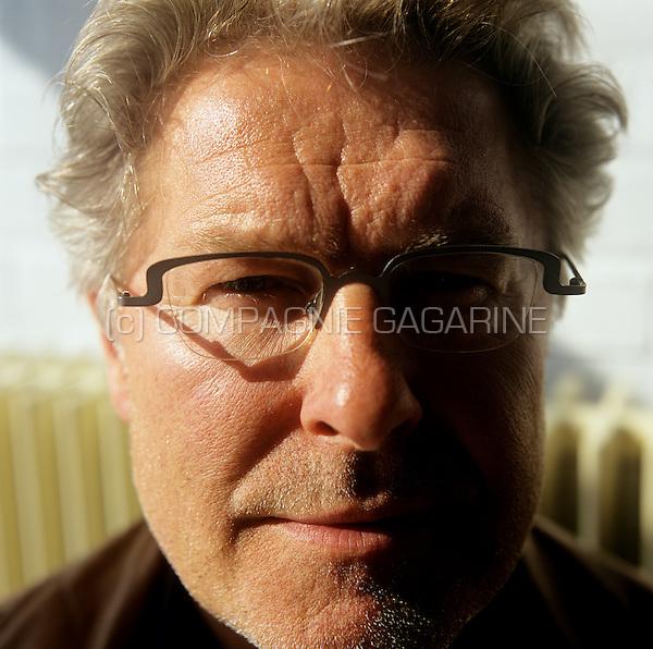 Belgian theatre author Wil Beckers (Belgium, 15/09/2007)
