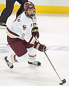 Peter Harrold - The Boston College Eagles completed a shutout sweep of the University of Vermont Catamounts on Saturday, January 21, 2006 by defeating Vermont 3-0 at Conte Forum in Chestnut Hill, MA.