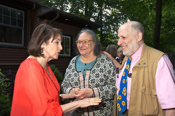 Nancy Gertner and John Reinstein 30th wedding anniversary celebration  in Brookline MA  6.5.15