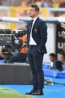 Manuel Coppola of US Lecce <br /> Lecce 26-10-2019 Stadio Via del Mare <br /> Football Serie A 2019/2020 <br /> US Lecce - FC Juventus<br /> Photo Carmelo Imbesi / Insidefoto