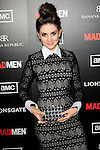 LOS ANGELES, CA - MAR 14: Alison Brie at AMC's special screening of 'Mad Men' season 5 held at ArcLight Cinemas Cinerama Dome on March 14, 2012 in Los Angeles, California