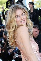 """Doutzen Kroes attends """" Le Passé """" première at the 66th Cannes Film Festival - Cannes"""