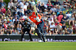 NELSON, NEW ZEALAND - NOVEMBER 5th: 3rd Twenty20 International Cricket match, New Zealand Blackcaps v England at Saxton Oval, New Zealand. Tuesday 5th November 2019. (Photos by Barry Whitnall/Shuttersport Limited)