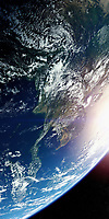 Southeast Asia from space