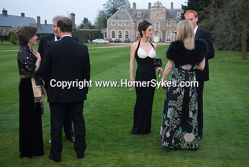 Country House party Hampshire