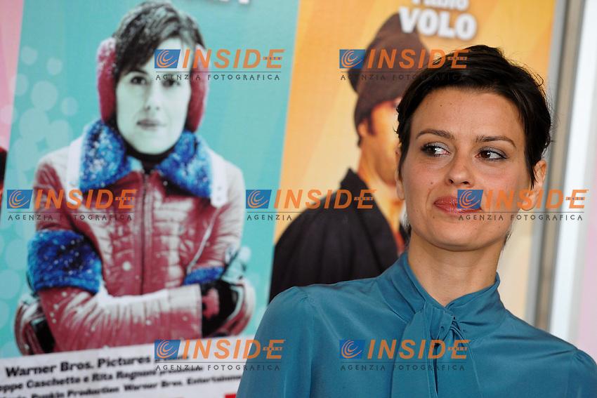 Claudia PANDOLFI.Roma 18/10/2010 Cinema Moderno.Figli delle Stelle - Photocall.Foto Andrea Staccioli Insidefoto