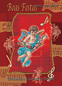 Alfredo, CHRISTMAS CHILDREN, WEIHNACHTEN KINDER, NAVIDAD NIÑOS, paintings+++++,BRTOCH31989CP,#xk# ,angel,angels